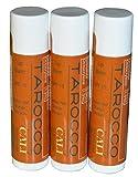Cali Baronessa Tarocco Orange Nourishing Lip Balm 0.15 Fluid Ounces (Pack of 3)