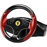 Thrustmaster 4060052 Ferrari Red Legend Edition wired Wheel und Pedal Set