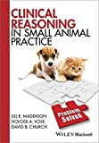img - for Clinical Reasoning in Small Animal Practice by Jill E. Maddison (2015-06-02) book / textbook / text book