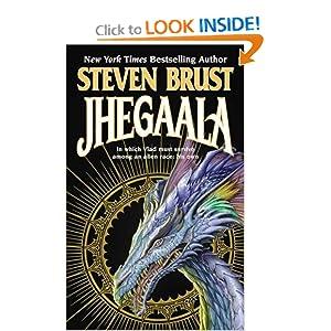 Jhegaala (Vlad Taltos 11) - Steven Brust