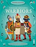 img - for Sticker Dressing: Warriors (Usborne Sticker Dolly Dressing) book / textbook / text book