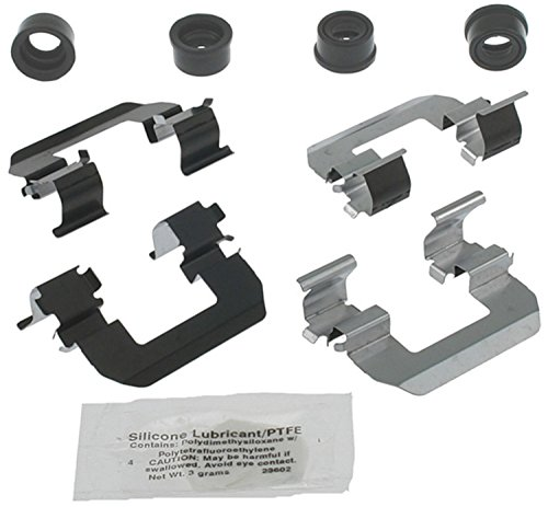 ACDelco 18K1883X Professional Front Disc Brake Caliper Hardware Kit with Clips, Bushings, and Lubricant (Kit Caliper Mazda 626 compare prices)