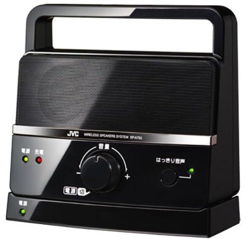 JVCケンウッド JVC ワイヤレススピーカーシステム ブラック SP-A750-B