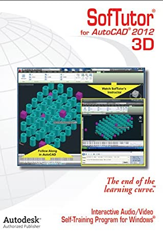 SofTutor's Teacher Inside of AutoCAD 3D 2012 (Download)