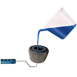 High Street TV PRP Renovator Paint Runner Pro Professional Roller, Blue, Universal