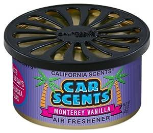 California Scents - Car Scent Vanilla Duftdose