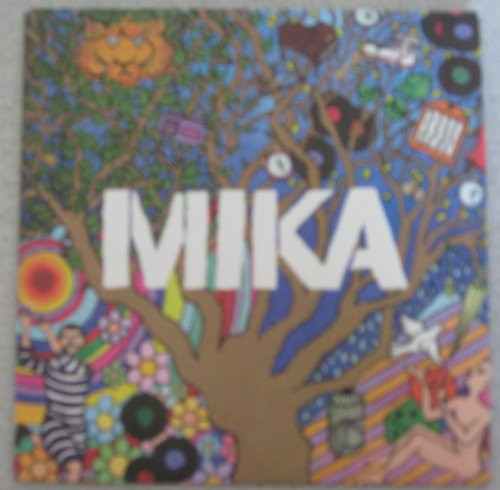 MIKA - Mika [EP] - Zortam Music