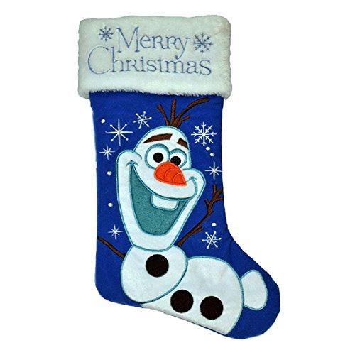 Disney Frozen Olaf Christmas Stocking
