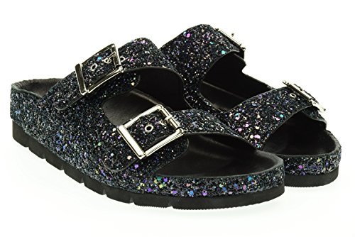 LAAB donna sandali PELEL2083WGA211 41 BLUE