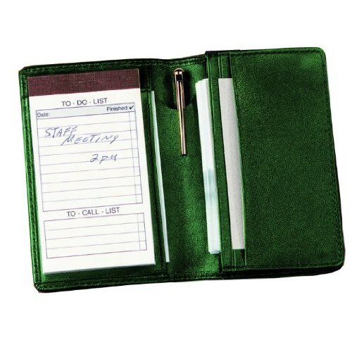 royce-leather-deluxe-note-jotter-with-card-case-green