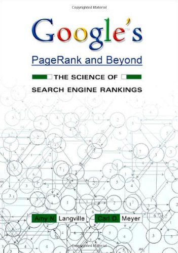 Google's PageRank and Beyond 0691152667 pdf