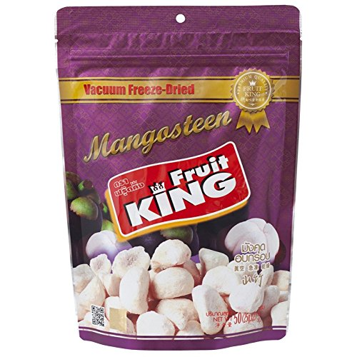 Fruitking Vacuum Freeze Dried Mangosteen 50g. (Fruit King compare prices)