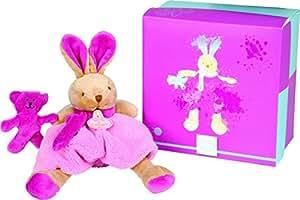 Amazon.com : Shreds Rabbit Les Animaux Graffitis (Pink) : Baby