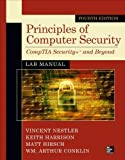 img - for Principles of Computer Security Lab Manual, Fourth Edition by Nestler, Vincent, Harrison, Keith, Hirsch, Matthew, Conklin, Wm. Arthur, Schou, Corey (October 31, 2014) Paperback 4 book / textbook / text book