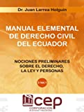 img - for Manual Elemental de Derecho civil III - Vol - I (Spanish Edition) book / textbook / text book
