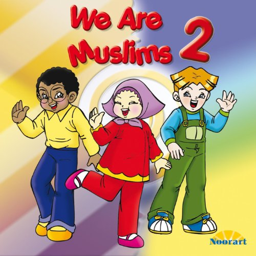 Original album cover of We Are Muslims 2 by Noor Saadeh