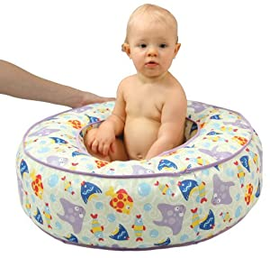 leachco lily pod compact soft baby bath tub baby. Black Bedroom Furniture Sets. Home Design Ideas
