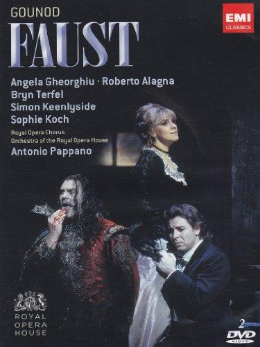 Gounod - Faust [2 DVDs]