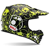 Bell Powersports MX-2 Skullcandy Ribbons Helmet 2013
