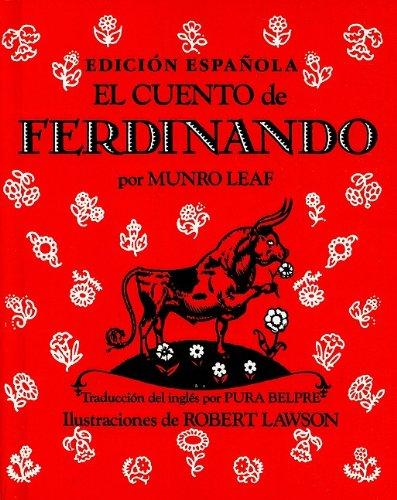 El Cuento de Ferdinando (Picture Puffin Books)  [Leaf, Munro] (Tapa Dura)