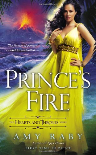 Image of Prince's Fire: The Hearts and Thrones Series