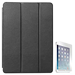 NC Premium Back Cover Smart Case for Apple iPad Mini 4 (Black)