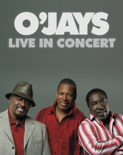 O'Jays - Live In Concert [Blu-ray]