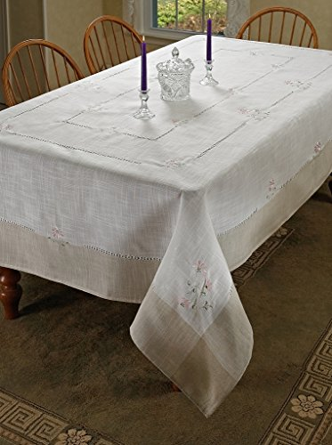 espirit-embroidered-floral-design-tablecloth-beige-pink-embroidered-70-by-120-oblong-rectangle