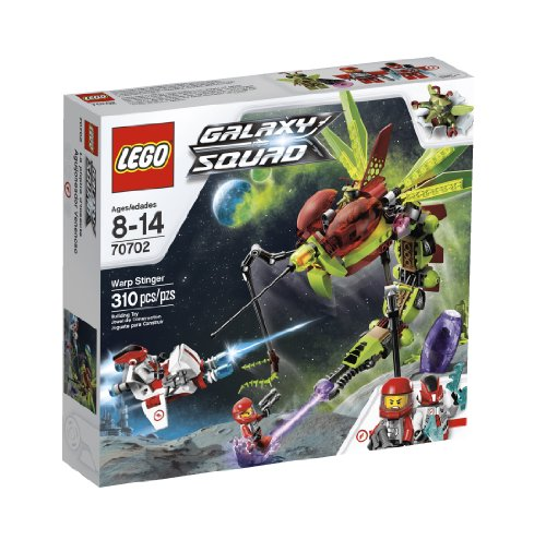 LEGO Space Warp Stinger 70702 Amazon.com