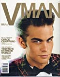 V Man Fashion Magazine Issue 12 Winter 2008 (THE ALL-AMERICAN CHACE CRAWFORD)