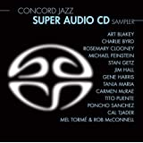Concord Records Sacd Sampler 1par Various Artists