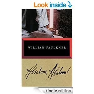 faulkners absalom absalom an innovative narrative