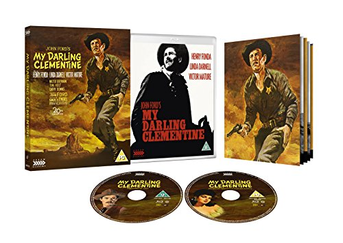 My Darling Clementine + Frontier Marshal [Limited Edition Blu-ray] [UK Import]
