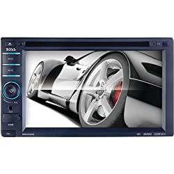 See BOSS AUDIO BV9677I 6.2 Double-DIN In-Dash DVD Receiver with iPod(R)Control Details