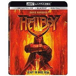 Hellboy [4K Ultra HD + Blu-ray]
