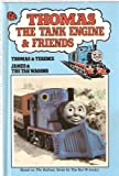 Rev. W. Awdry Thomas and Terence & James and the Tar Wagons (Ladybird Thomas the Tank Engine & Friends)