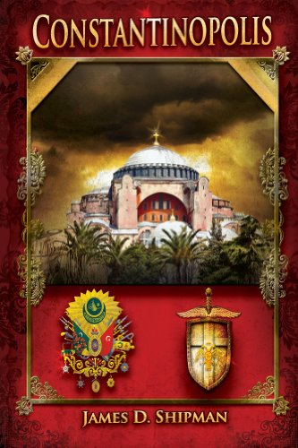 67% off the regular price!  Take a phenomenal journey into the politics and passions behind the intense struggle to rule Constantine, jewel of the East, in 1453…  Don't miss Constantinopolis by James Shipman