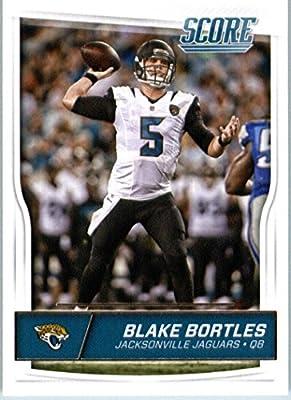2016 Score #148 Blake Bortles Jacksonville Jaguars Football Card