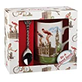 #4: Cath Kidston Be A Good Sport Mug and Collectable Spoon
