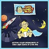 Baby Blanket Music Soothing Lullaby Music CD, Elton John