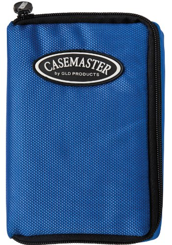 Sale!! Casemaster Select Dart Case, Blue