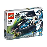 Cool LEGO© Galaxy Squad Swarm Interceptor Playset - 70701 with accompanying Lego HSB Storage Bag