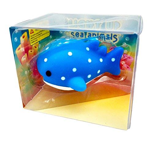 Shark Bath Toys : Rittle cute whale shark light up sea animal bath toy toys