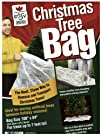EASY GARDENER Christmas Tree Bag  Up To 78242 Tall