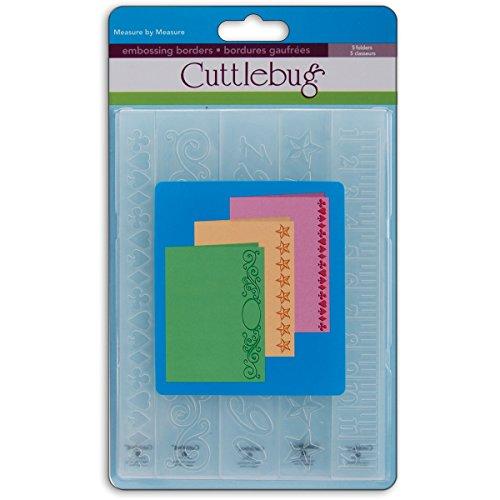 cricut cuttlebug carpeta para estampados en relieve 17