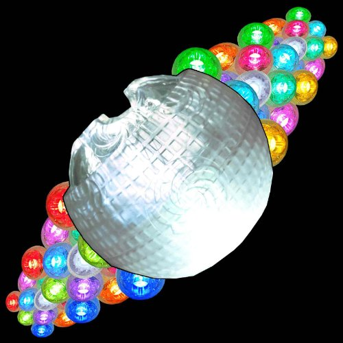Ultrapoi - Led Poi For Raves And Concerts - Professional Led Poi (Rainbow)