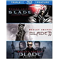 Blade Trilogy Blade / Blade 2 / Blade on Blu-ray