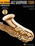 Jazz Saxophone Method: Tenor BK/CD (Hal Leonard Tenor Saxophone Method)