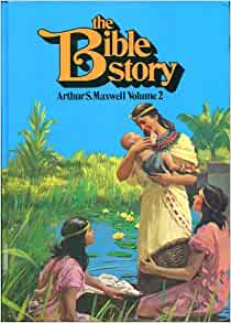 The Bible Story, Vol. 1, Arthur S. Maxwell, (1953), Pacific Press, HB