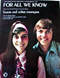 img - for For All We Know Sheet Music book / textbook / text book